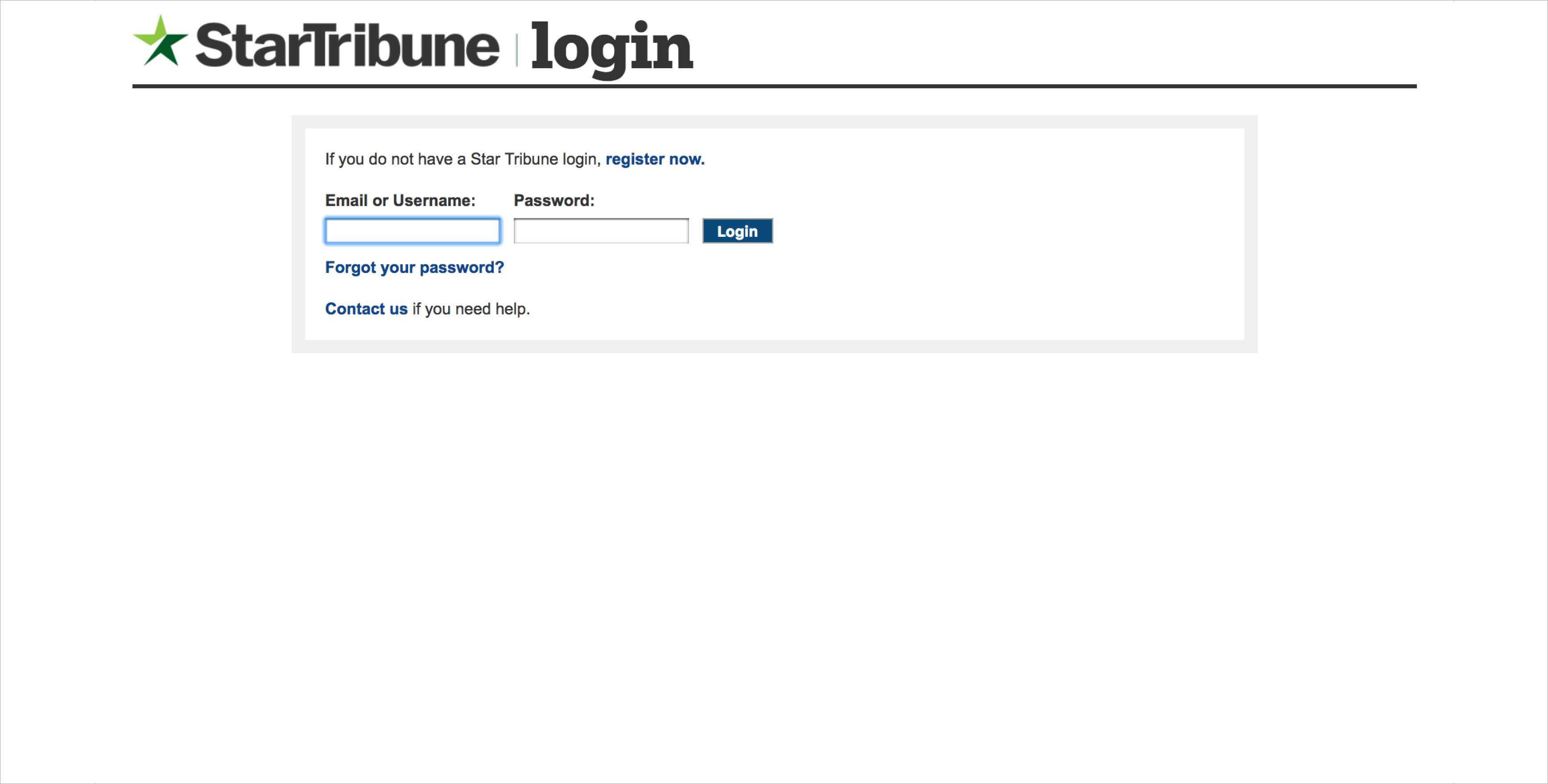 Strib-OldLogin1–fields-blank